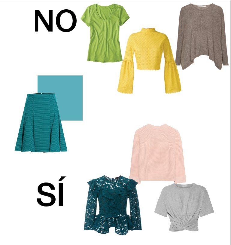 Colores que no combinan me lo dijo lola - Colores que combinan con verde ...