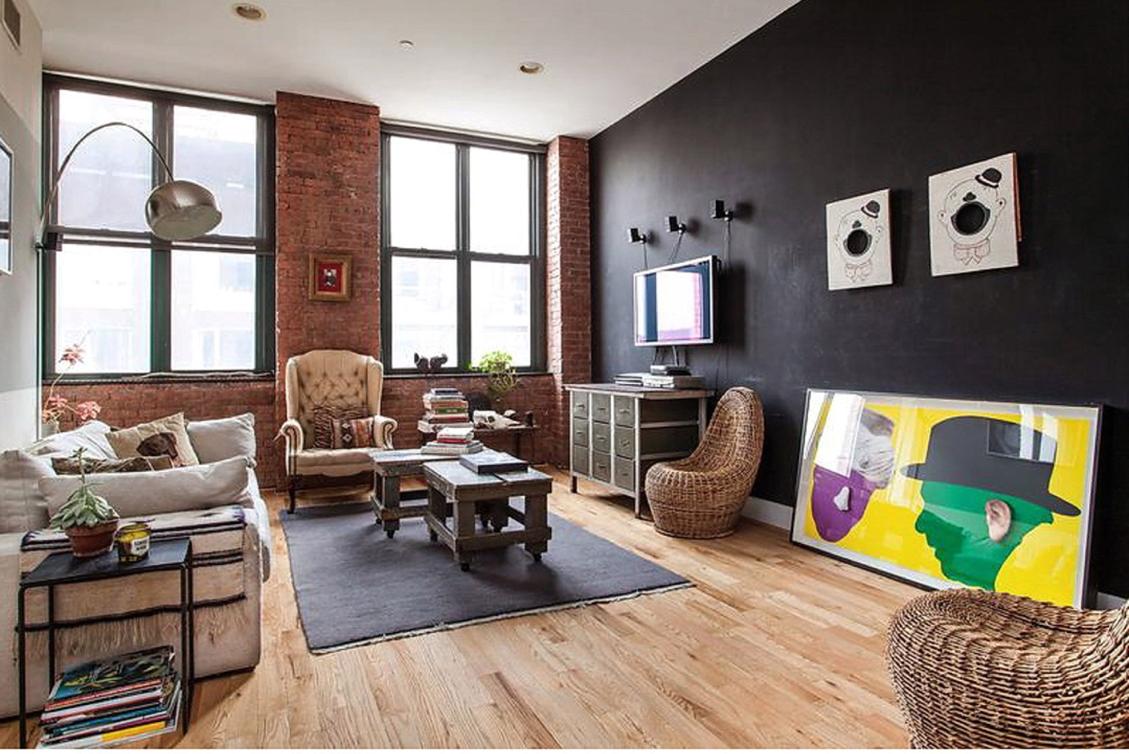 4 pasos para decorar tu hogar en un estilo industrial me for Departamentos decorados estilo vintage