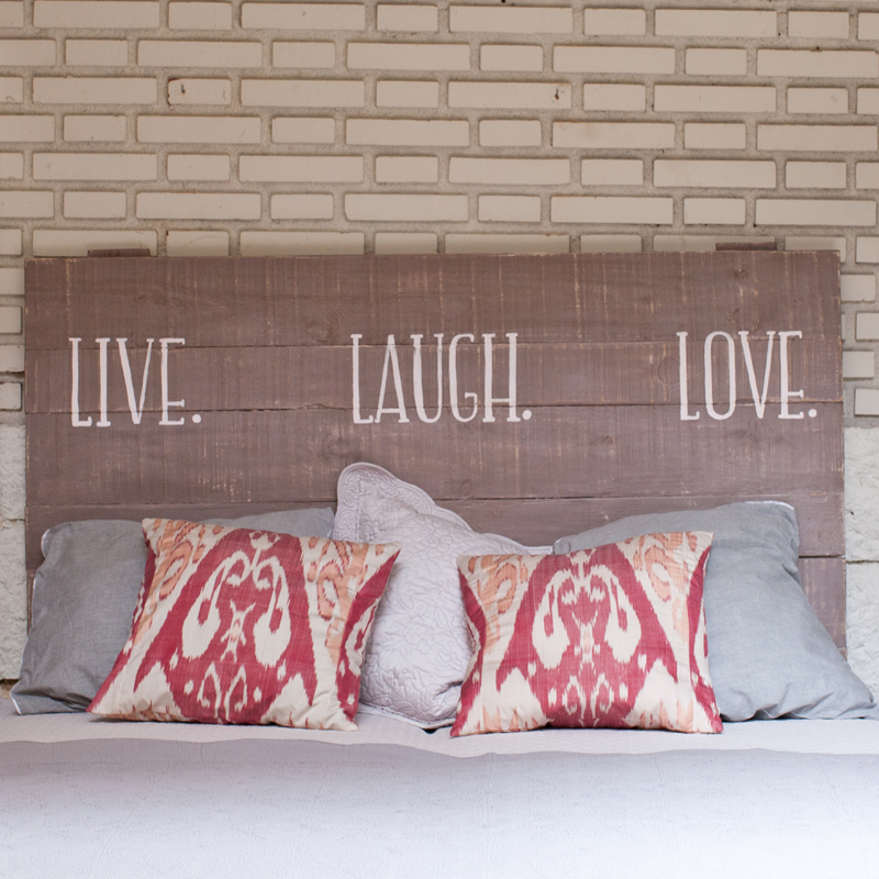 Ideas de cabeceras originales para tu casa me lo dijo lola - Ideas para cabezales de cama ...