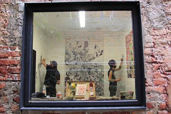 Aprovecha esta oportunidad de comprar arte a buen precio for Acme salon san francisco