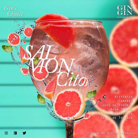 gin gin bar en la roma