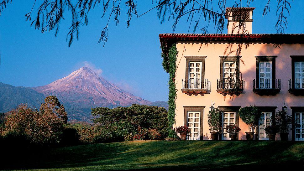 hoteles romanticos en mexico