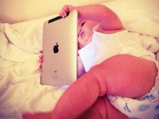 ¿Tus hijos deberían tener un iPad?