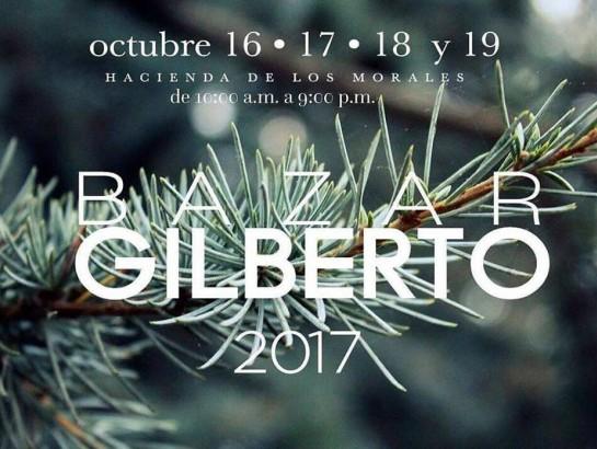 Bazar Gilberto, disfruta y consume con causa