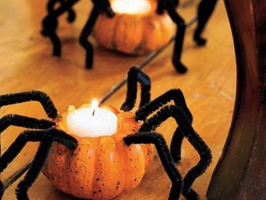 Decoraciones para Halloween de último minuto