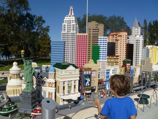 Legoland Nueva York, el noveno parque temático Lego