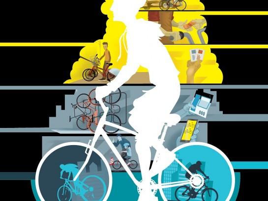 5 razones por las que la bici es la mejor opción en la CDMX