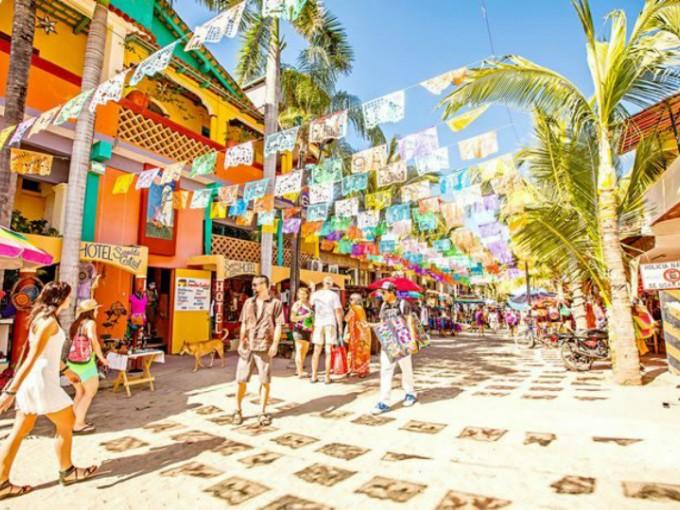 Sayulita Jalisco.Disfrutar de las playas es toda una experiencia, ideal si quieres sacar tu espíritu hippie.