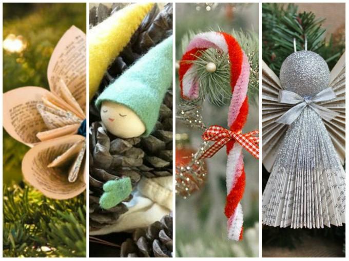Adornos incre bles para tu rbol de navidad que no son for Adornos originales para navidad