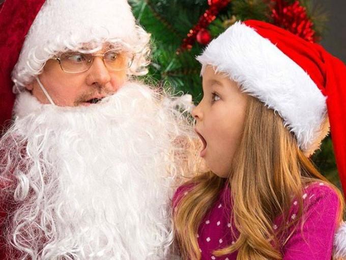 ¿cuándo es momento de decirles que NO existe Santa Claus?