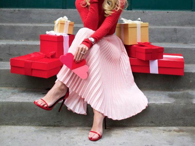 Ideas de cómo vestirte para el 14 de febrero
