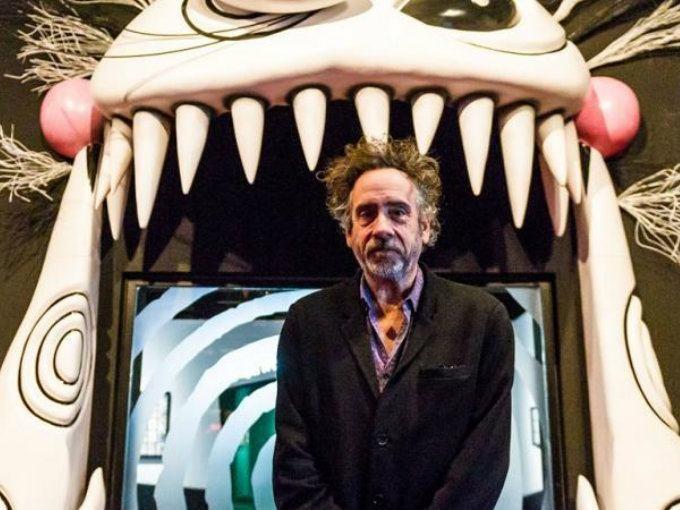 No te puedes perder la exposición de Tim Burton.