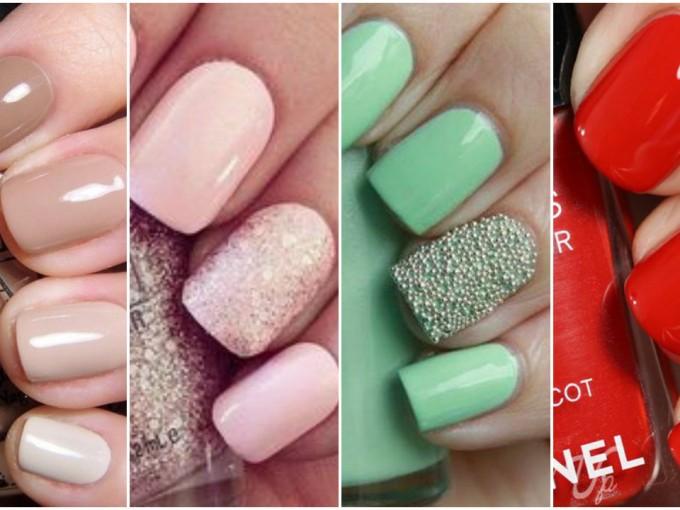 Colores De Emalte Para Las Uñas Para El Invierno - Arte de uñas