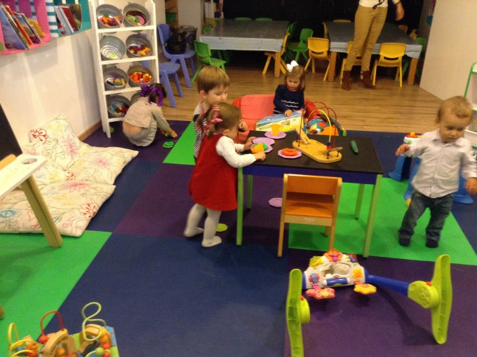 Pre-Kinder Kolori en Casa Maestra