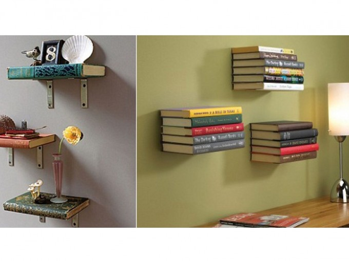 Decoraci n con libros me lo dijo lola for Decoracion oficina creativa