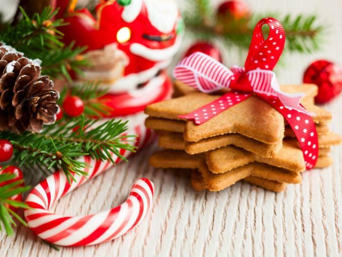 galletas de adorno para rboles de navidad