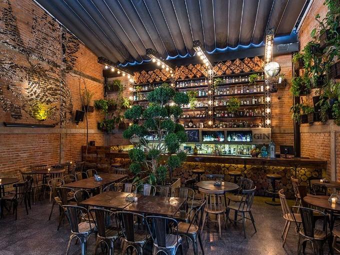 Gin Gin México es uno de los mejores bares en mixología