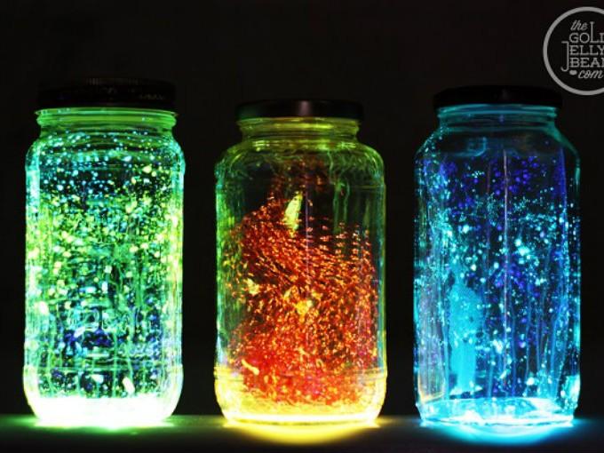 unas linternas increíbles que tus hijos pueden hacer