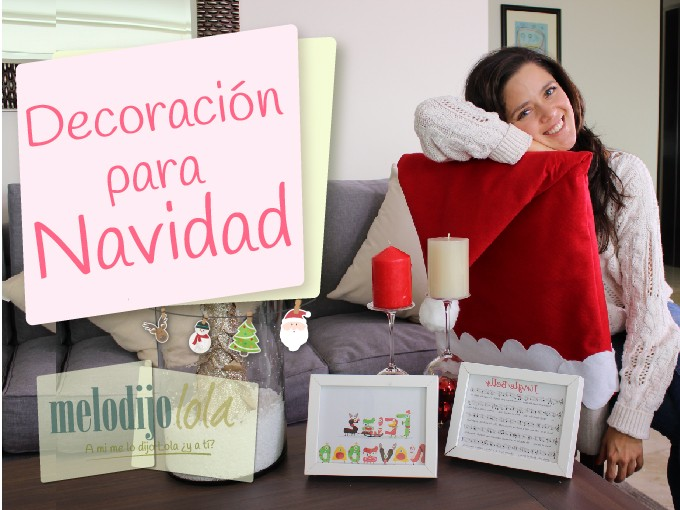Manualidades e ideas creativas para decorar tu casa en for Ideas para decorar tu jardin en navidad