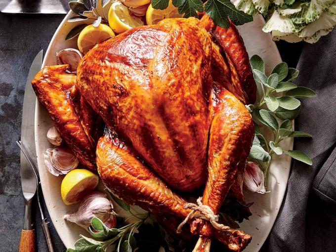 Pavos deliciosos para tu cena de thanksgiving