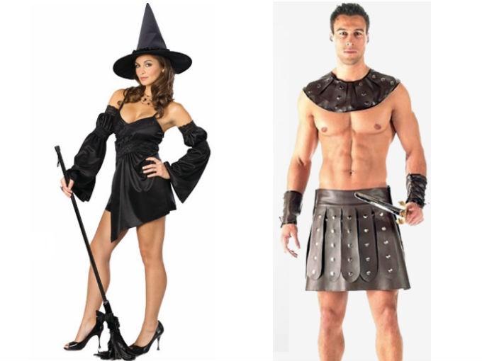 Rutinas para Halloween