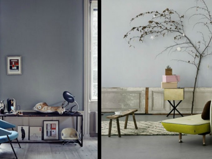 Pintar las paredes de gris me lo dijo lola for Pintura gris para interiores