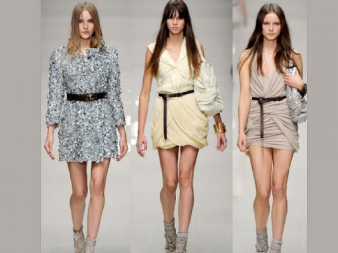 Vestidos de fiesta para mujeres con piernas delgadas