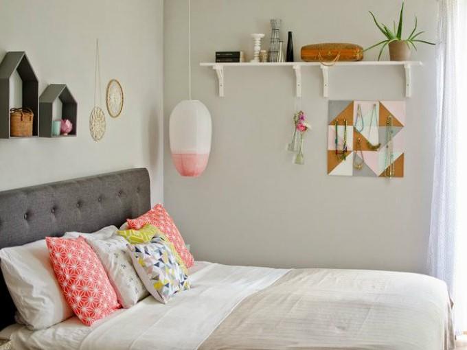 4 trucos para decorar tu recamara de manera moderna me for Como decorar mi casa moderna