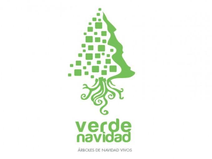 verde navidad