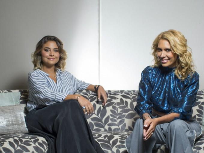 Jimena Gállego y Alexia Camil presentan Mothers Front