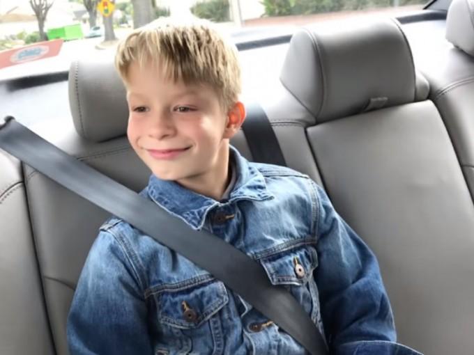 Los niños ya tienen su propio Uber...