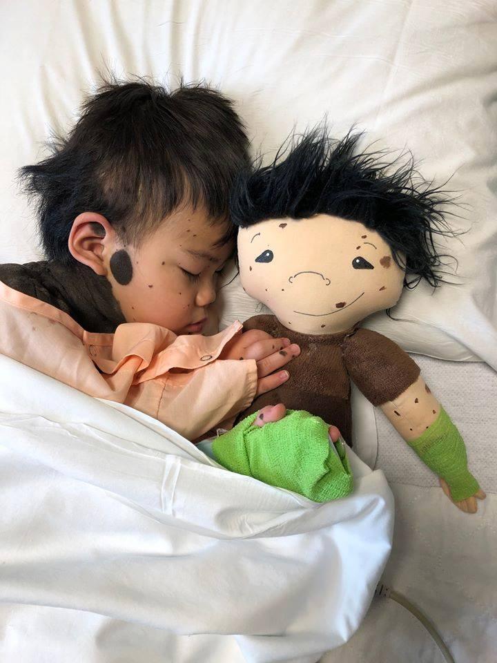 Amy crea muñecas personalizadas