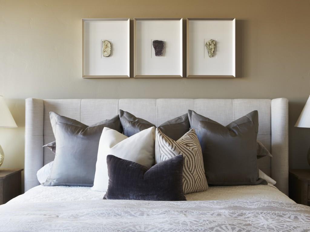 9 tips para decorar con cojines me lo dijo lola - Decorar cama con cojines ...