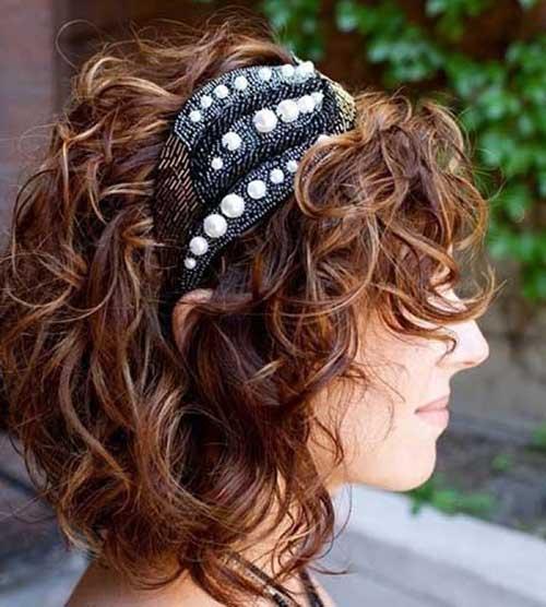 ¿Quién dice que el cabello ondulado es impedimento?
