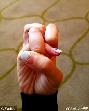 Finger knot