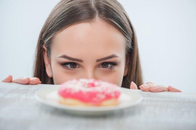 Antojos cuando estás a dieta