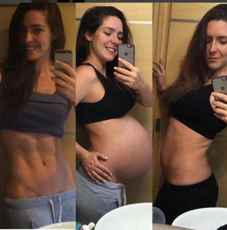 Como bajar de peso rapido despues de el embarazo