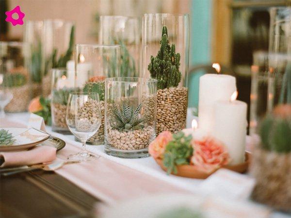 Adornos para las fiestas patrias me lo dijo lola for Decoracion mesas de jardin