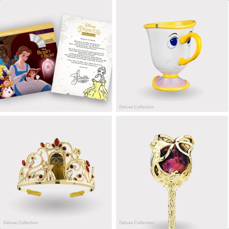Caja Disney