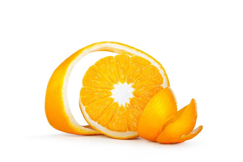 Beneficios de la cáscara de mandarina