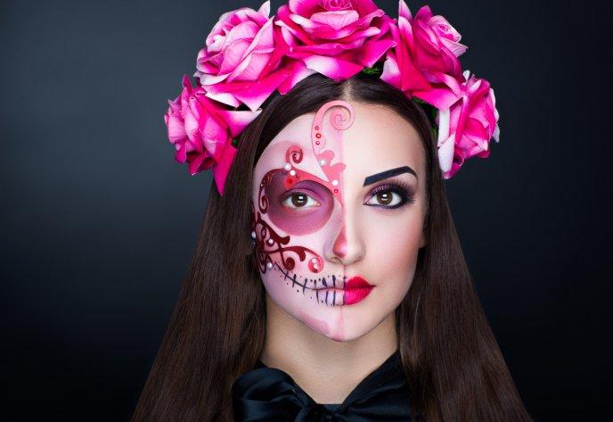 Maquillajes De Catrina Para Día De Muertos Me Lo Dijo Lola