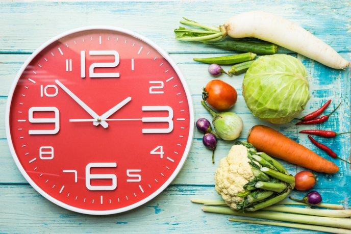 horario de comida