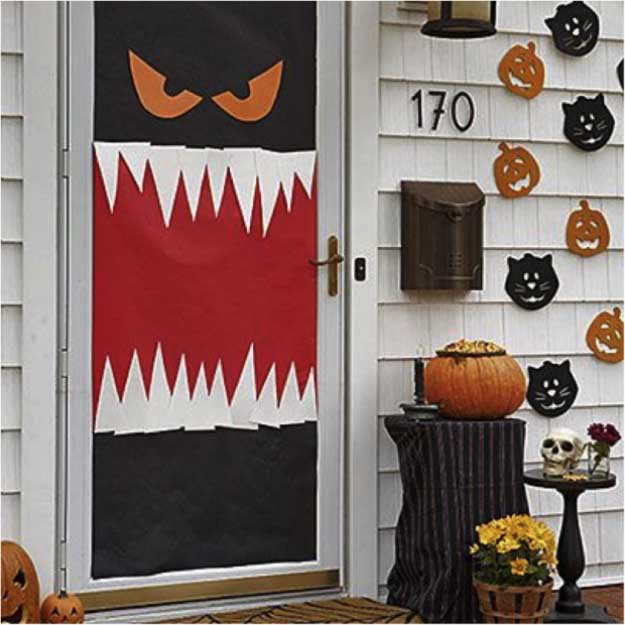 Ideas para decorar en halloween cocinadelirante - Decoracion calabazas halloween ...