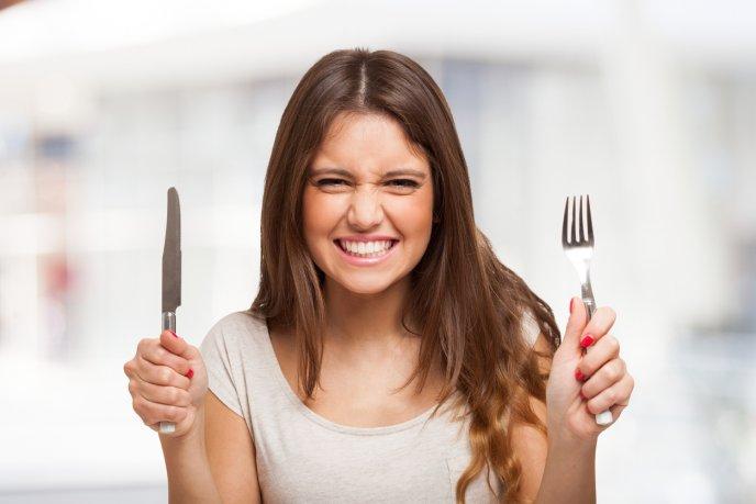 Sensaciones cuando estás a dieta