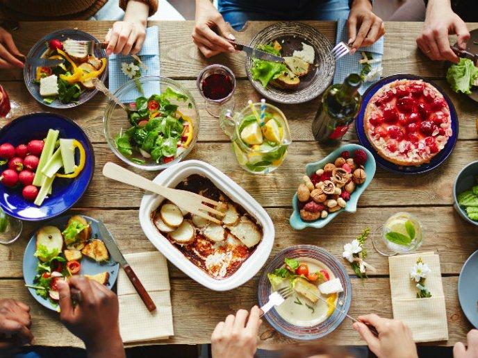 Diferencia entre dieta y nutricion
