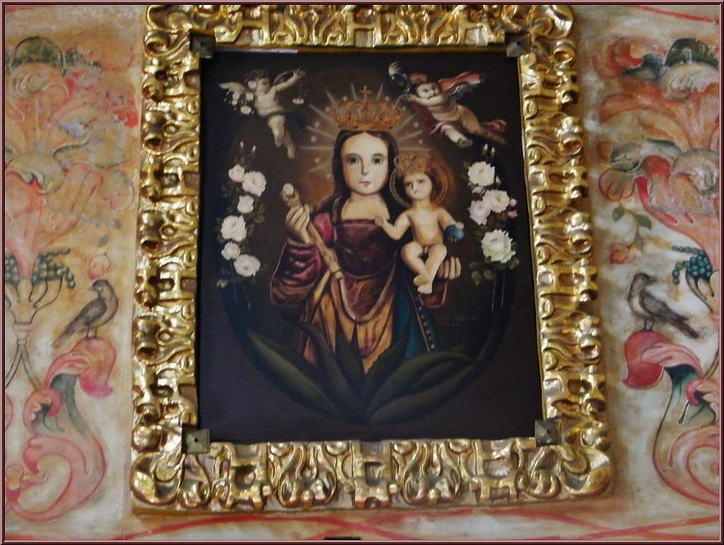 Más de quinientas pinturas, telas y maderas con motivos religiosos fueron regresados a México