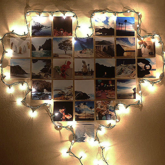 8 formas de decorar tu casa con luces de navidad me lo for Formas para decorar una casa