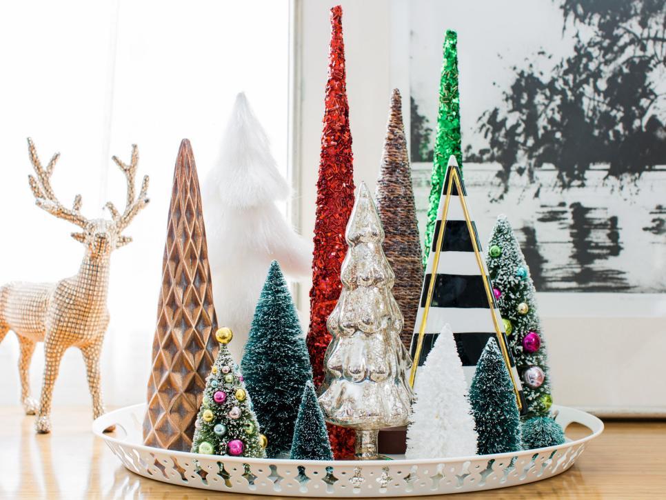 Decoracion de navidad para espacios chicos me lo dijo lola for Arboles para espacios pequenos