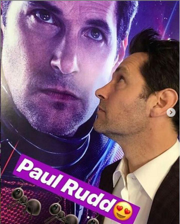 20 Fotos De Paul Rudd Ant Man Y Su Secreto De La U0026quot Eterna