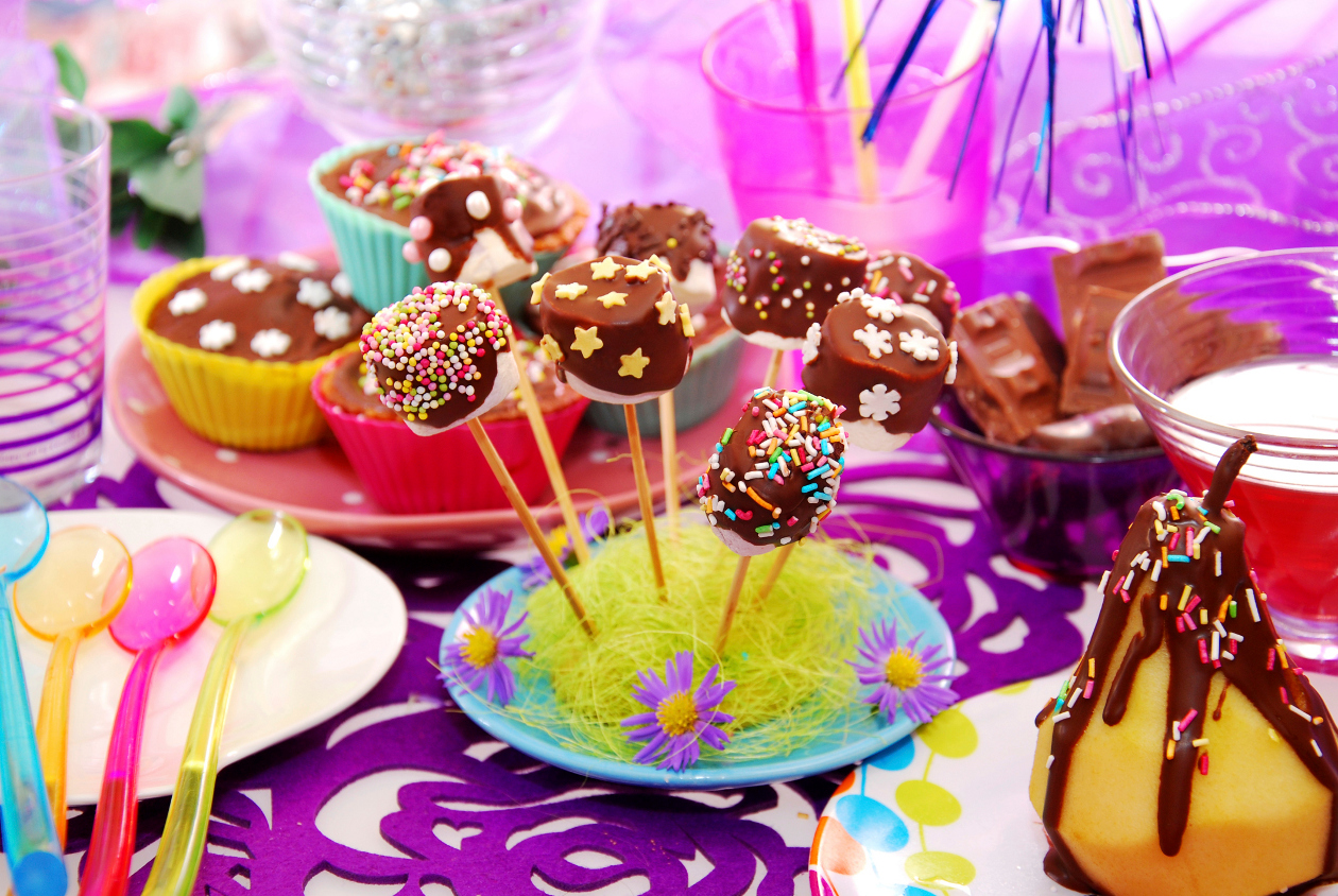 D nde hacer una fiesta infantil me lo dijo lola - Cosas para decorar una fiesta ...